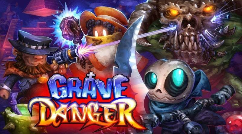 Grave Danger: The Ultimate Edition Nintendo Switch