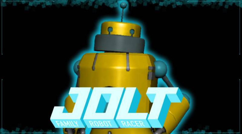 Jolt Family Robot Racer Nintendo Switch