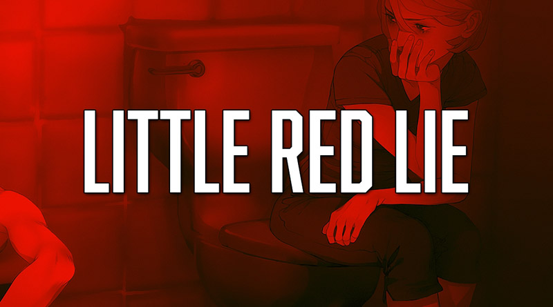 Little Red Lie PS Vita PS4