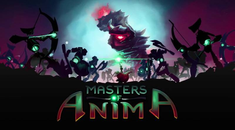 Masters of Anima Nintendo Switch