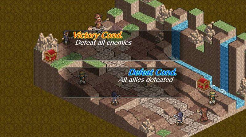 Mercenaries Saga Chronicles Nintendo Switch