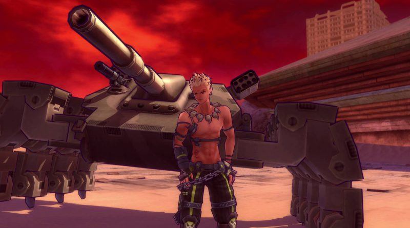 Metal Max Xeno PS Vita PS4