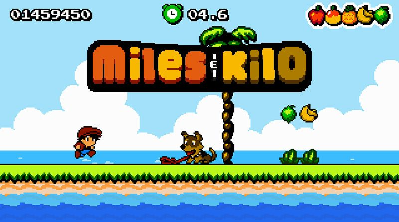 Miles & Kilo Nintendo Switch