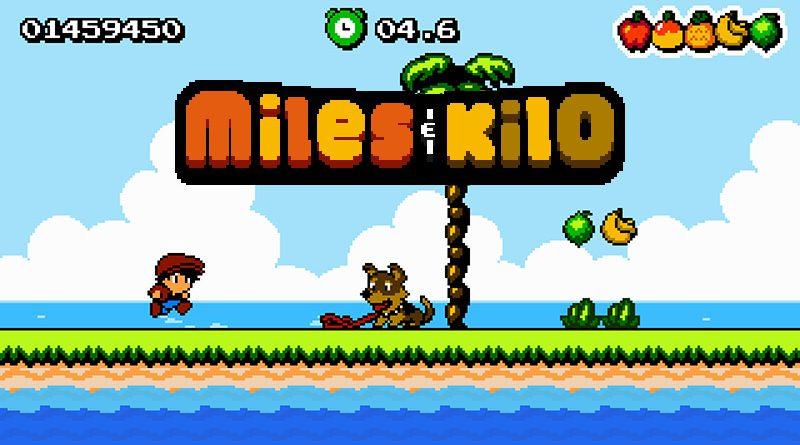 Miles & Kilo Nintendo Switch