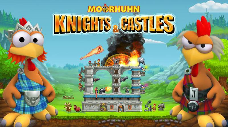 Moorhuhn Knights & Castles Nintendo Switch