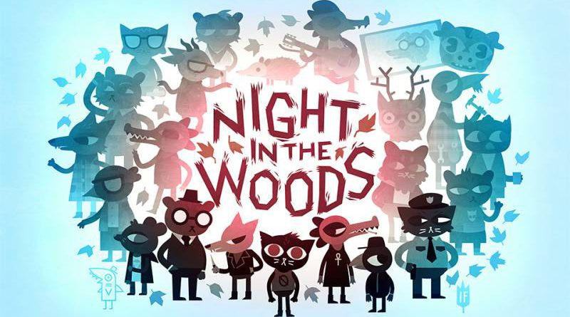 Night in the Woods Nintendo Switch