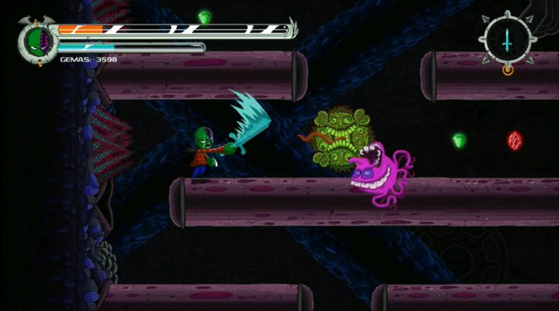Nightmare Boy Nintendo Switch