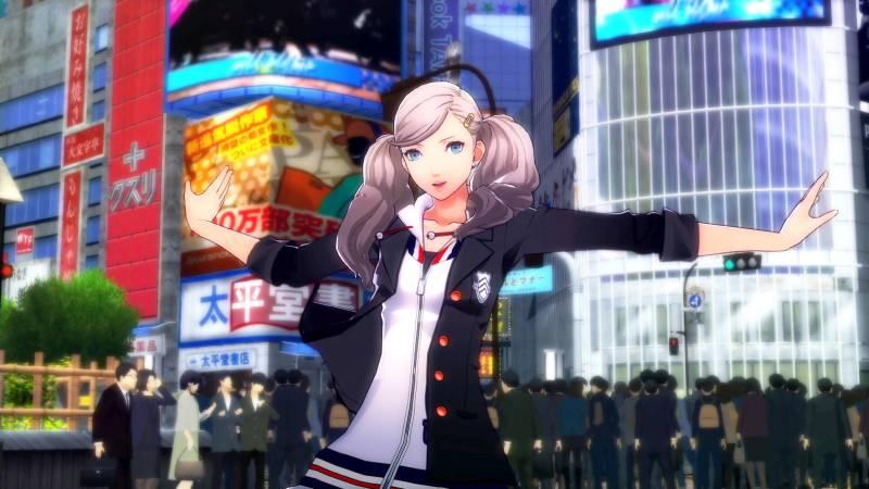 Persona 5: Dancing Star Night PS Vita