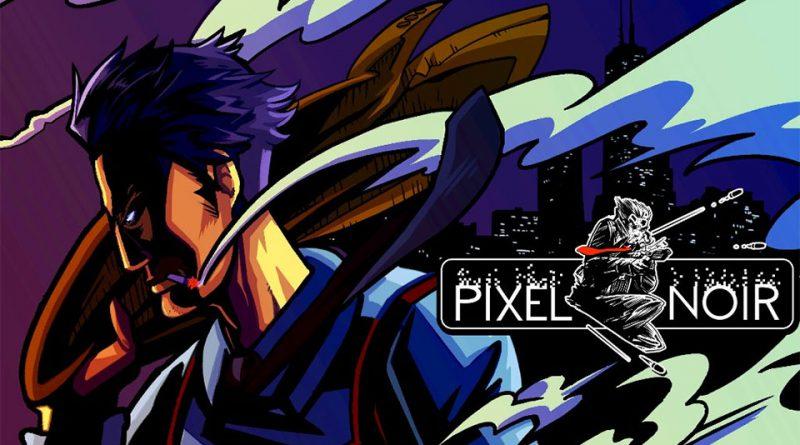 Pixel Noir PS Vita