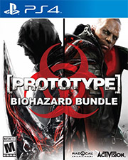 Prototype Biohazard Bundle PS4