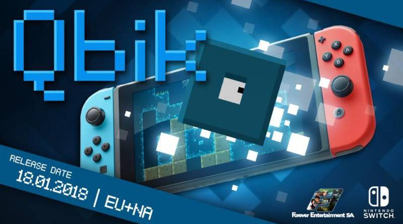 Qbik Nintendo Switch