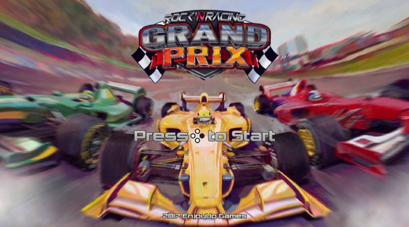 Grand Prix Rock 'N Racing Nintendo Switch