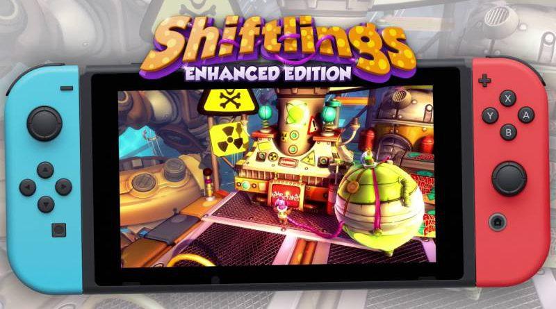 Shiftlings Enhanced Edition Nintendo Switch