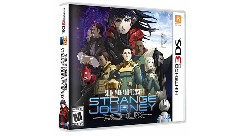 Shin Megami Tensei: Strange Journey Redux Launches In May 2018 In The West