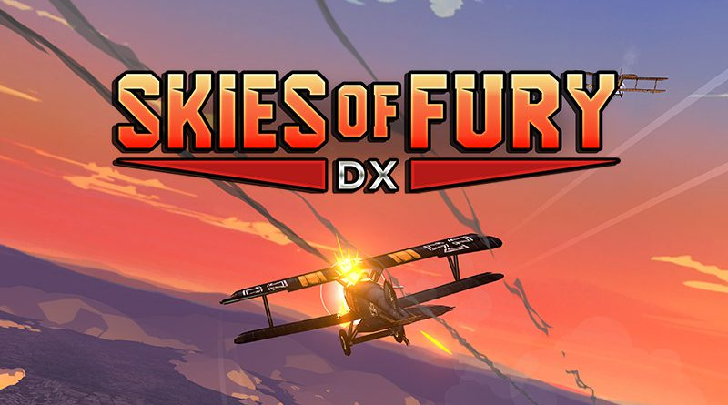 Skies of Fury DX Nintendo Switch