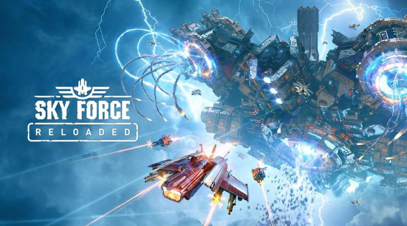Sky Force Reloaded Nintendo Switch