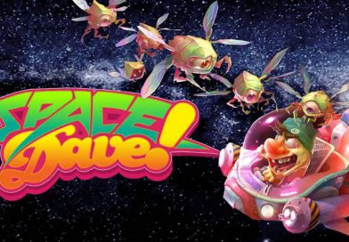 Space Dave! Coming To Nintendo Switch On January 25, 2018