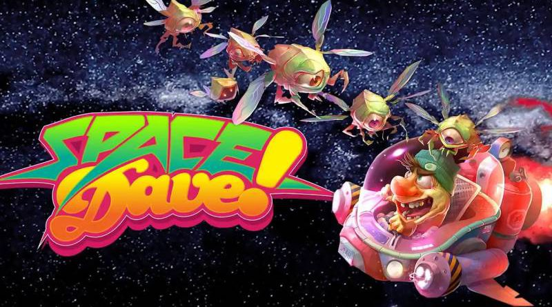 Space Dave! Nintendo Switch