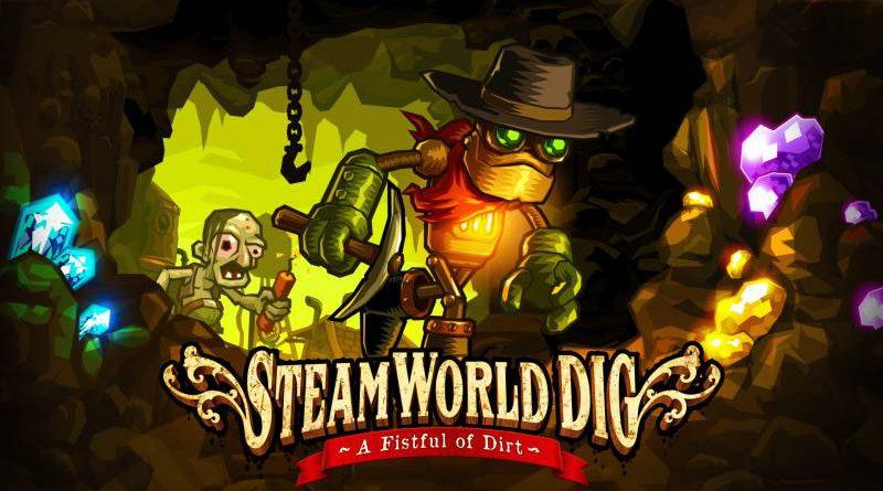 SteamWorld Dig Nintendo Switch