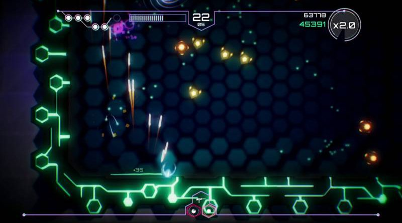 Tachyon Project Nintendo Switch