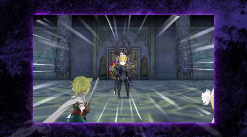 The Alliance Alive Nintendo 3DS