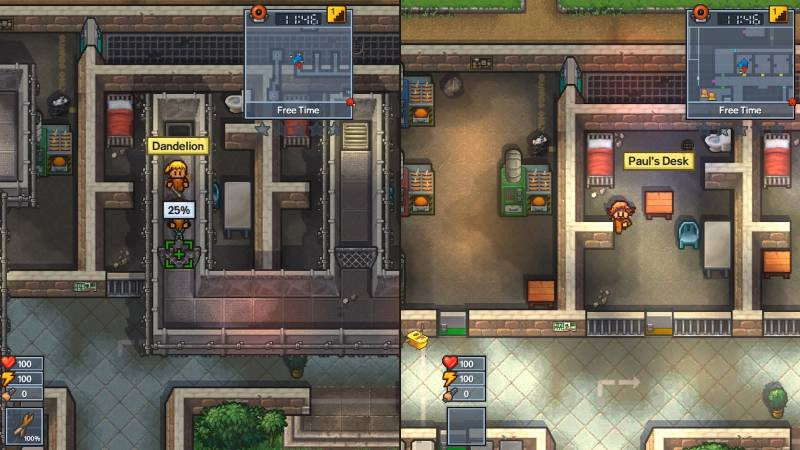 The Escapists 2 Nintendo Switch