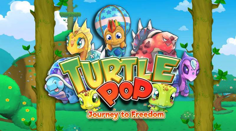 TurtlePop: Journey to Freedom Nintendo Switch