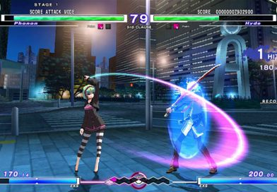 First Look At Under Night In-Birth Exe:Late[st] On The PS Vita