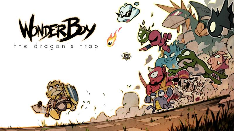 Wonder Boy: The Dragon's Trap Nintendo Switch