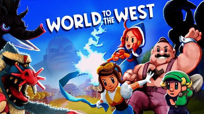 World To The West Out Now On Nintendo Switch