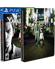 Yakuza Kiwami [Steelbook Edition] PS4