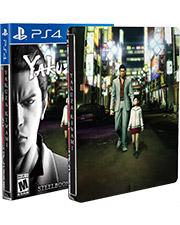 Yakuza Kiwami [Steelbook Edition] PS4
