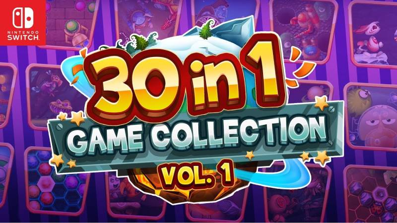 30-in-1 Game Collection: Volume 1 Nintendo Switch