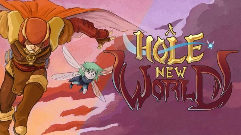 A Hole New World Nintendo Switch