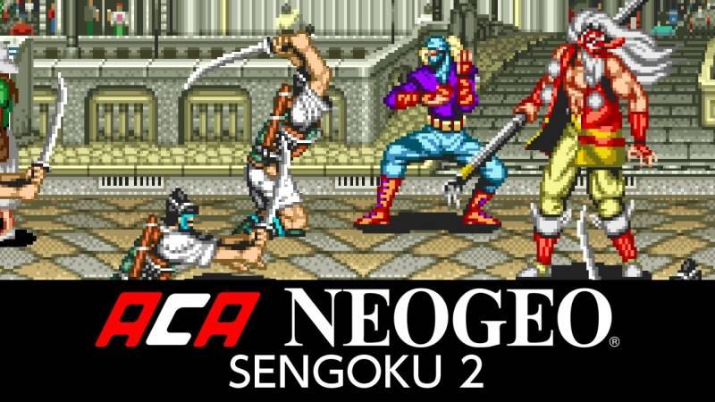 ACA NeoGeo: Sengoku 2 Nintendo Switch