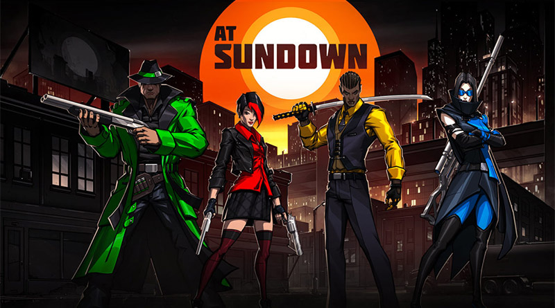 At Sundown Nintendo Switch