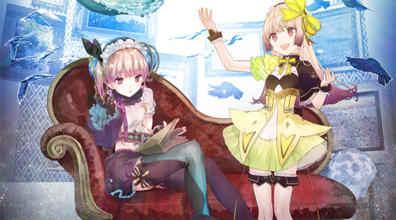 Atelier Lydie & Suelle: The Alchemists and the Mysterious Paintings Nintendo Switch