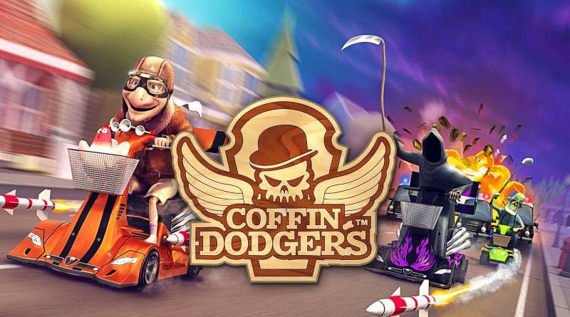 Coffin Dodgers Nintendo Switch