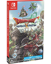 Dragon Quest X: 5000 Year Journey to a Faraway Hometown Nintendo Switch