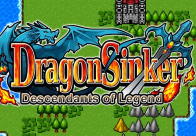 Dragon Sinker Available Now For PS Vita & PS4 In Europe & Australia