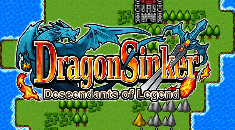 Dragon Sinker PS Vita PS4