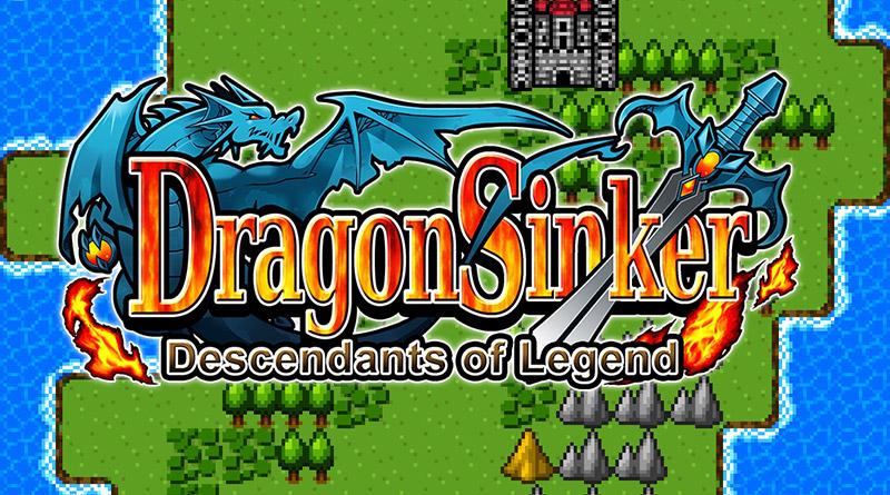 Dragon Sinker PS Vita PS4