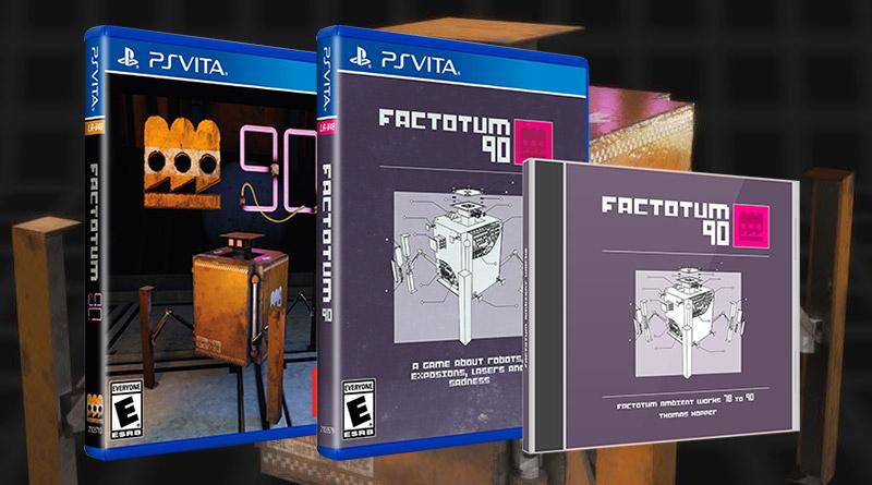 Factotum 90 PS Vita