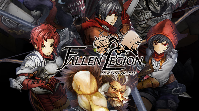 Fallen Legion: Rise to Glory Nintendo Switch