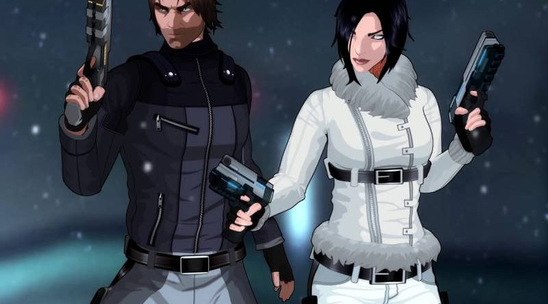 Fear Effect Sedna Nintendo Switch