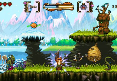 Fox n Forests Lands On Nintendo Switch On May 17, 2018