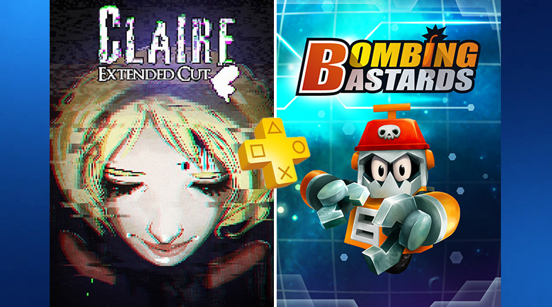Claire: Extended Cut Bombing Busters PS Vita