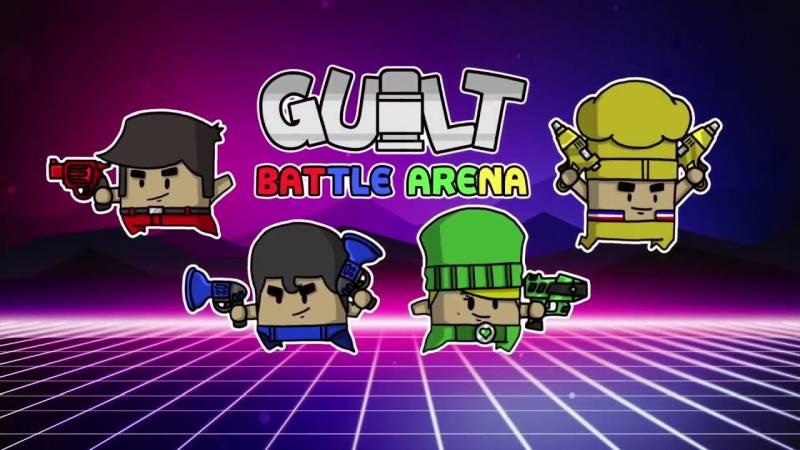 Guilt Battle Arena Nintendo Switch
