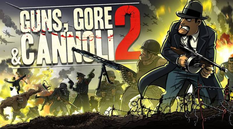 Guns, Gore & Cannoli 2 Nintendo Switch