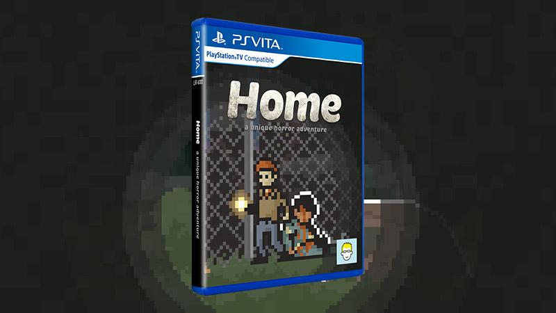 Home PS Vita